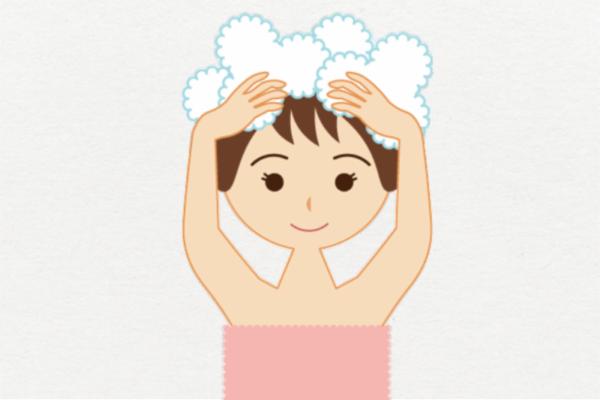 洗髪のシンプルな鉄則!夜シャン・地肌を乾かす・塩素除去で髪にコシ